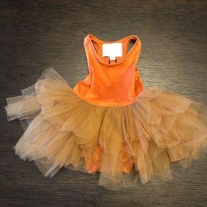 Brand new!! Beautiful tutu. Perfect for Halloween